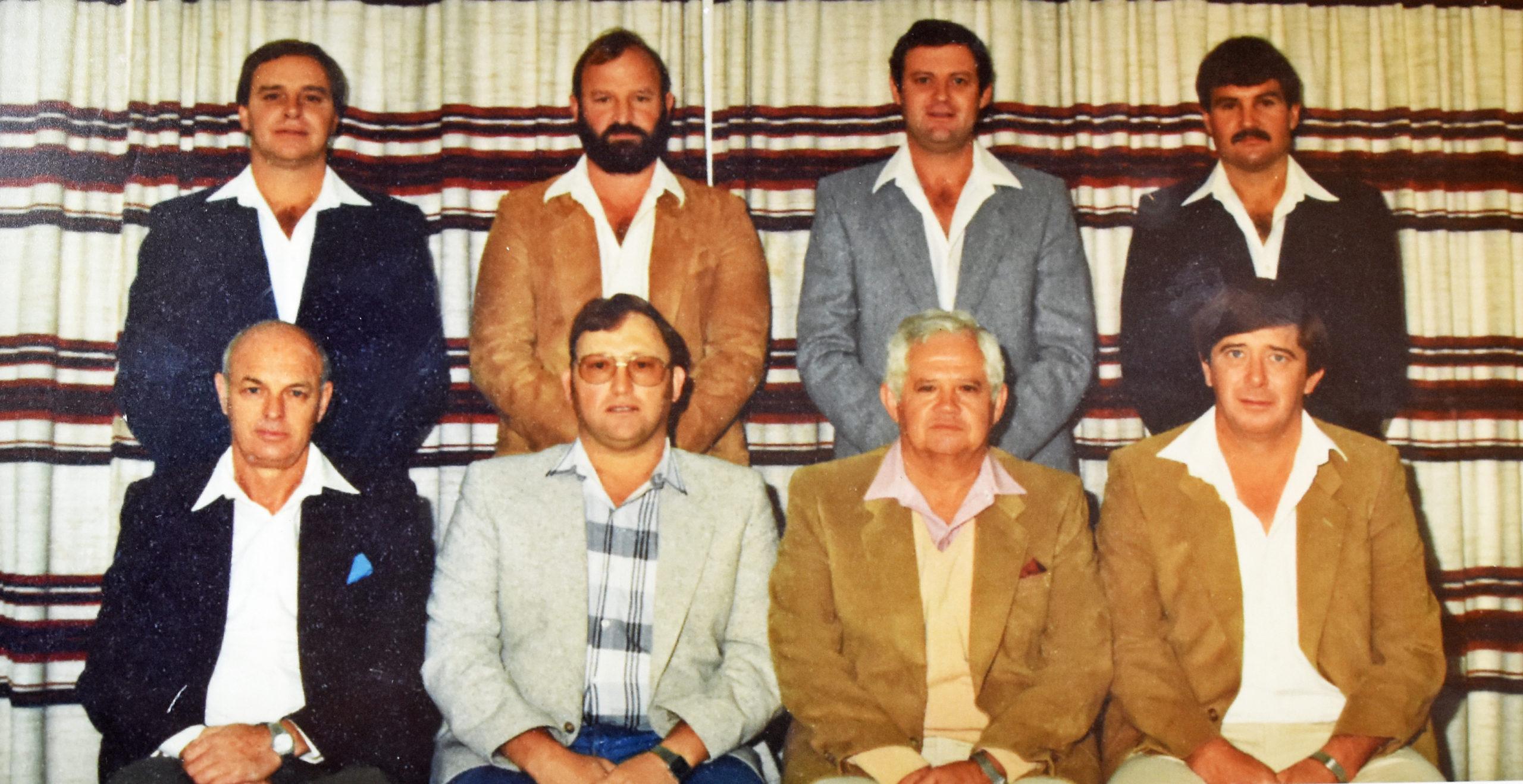 Hexkoel 1988 Board of Directors
