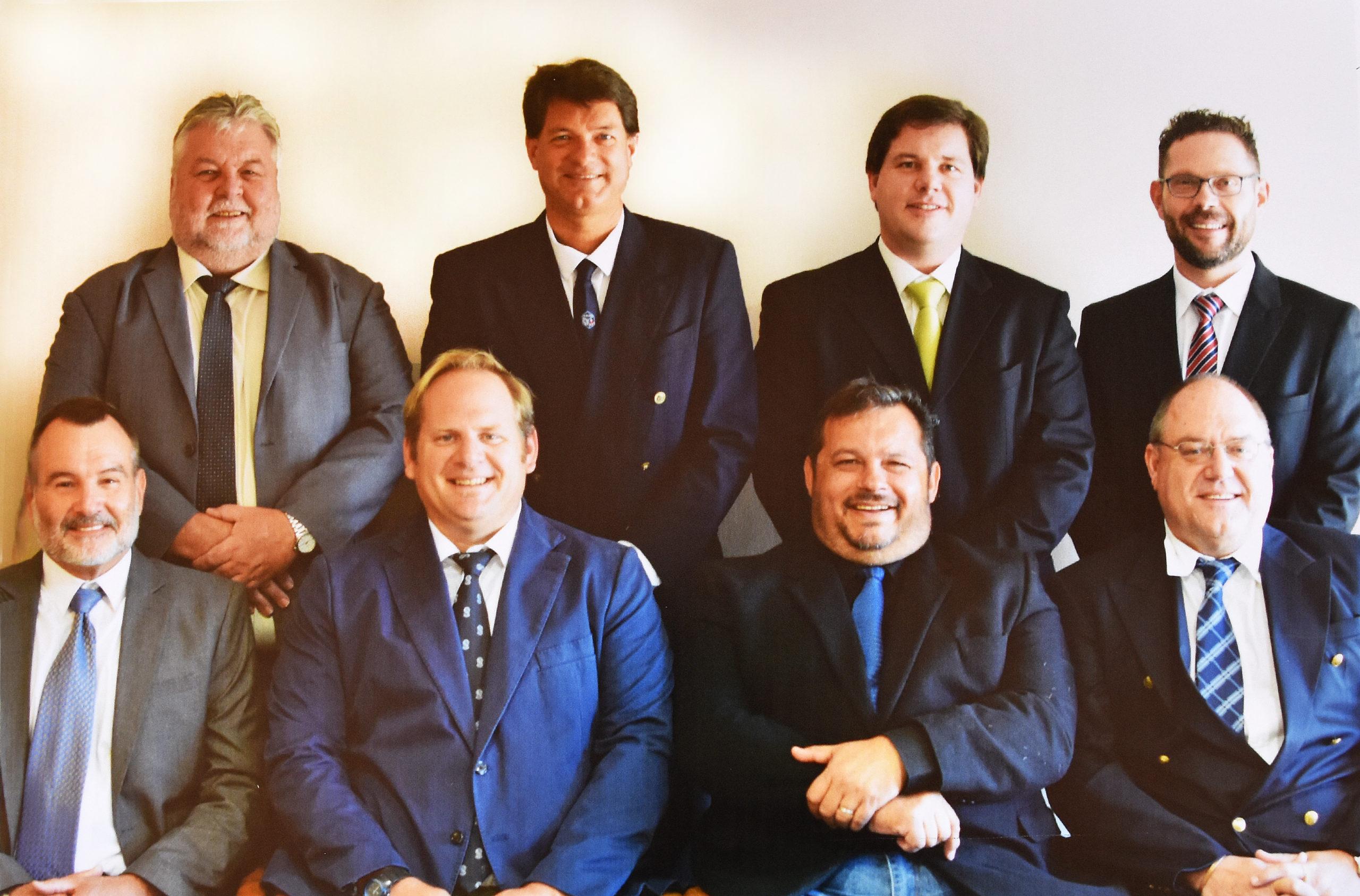 Hexkoel 2020 Board of Directors
